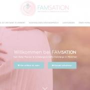 Famsation geht online. München- Baby Planner & Schwangerschafts-Concierge