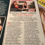 Famsation Baby Planner, Stefanie Regenbogen